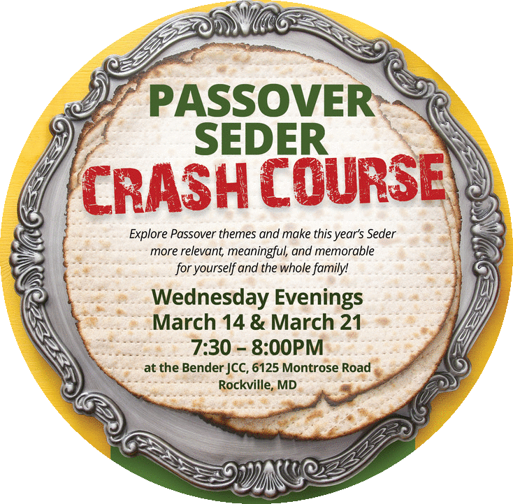 LINKS: Passover Seder Crash Course
